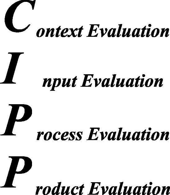 Evaluasi Program Bk Di Sekolah Berbasis Cipp Konselor Sejati